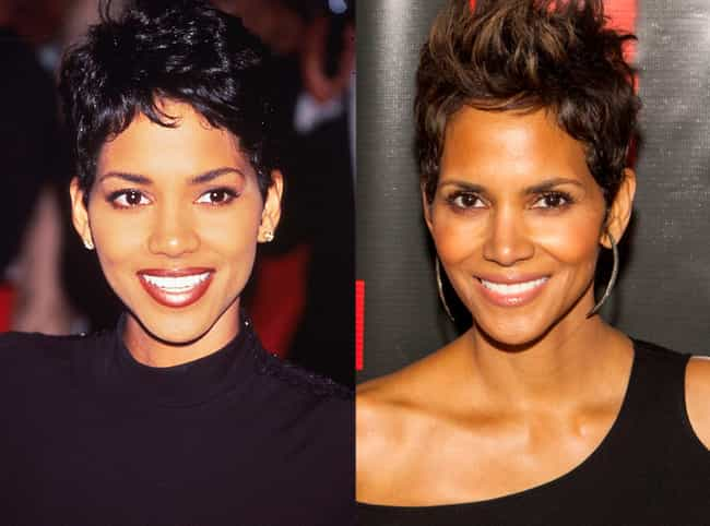 Halle Berry is listed (or ranked) 2 on the list Celebrities Turning 50 in 2016