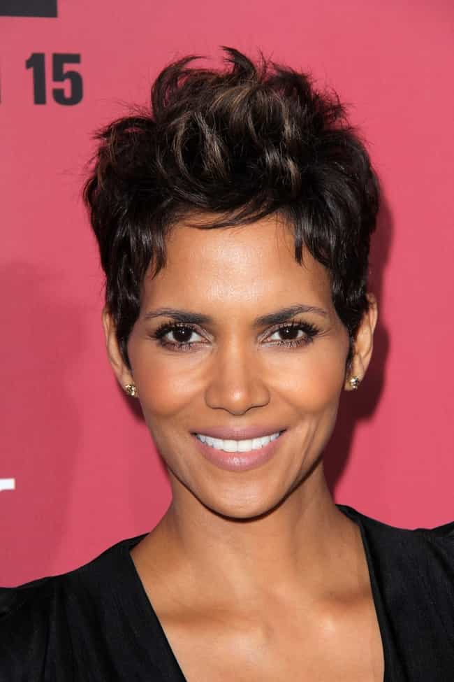 Halle Berry is listed (or ranked) 4 on the list Celebrities With Surprising Allergies