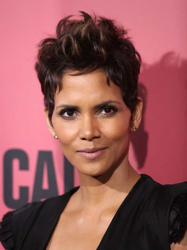 Halle Berry is listed (or ranked) 1 on the list 50 Celebrities Who Never Had Plastic Surgery