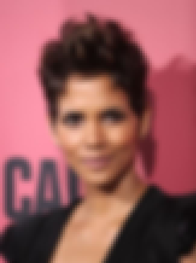 Halle Berry is listed (or ranked) 2 on the list List of Famous Models
