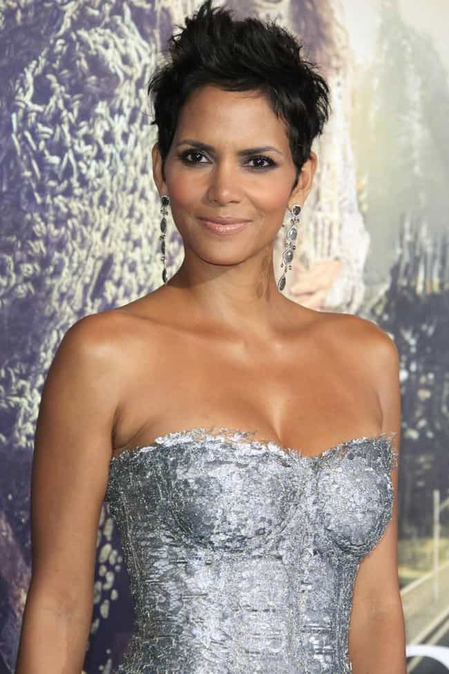 Halle Berry is listed (or ranked) 2 on the list 26 Famous ISFJs