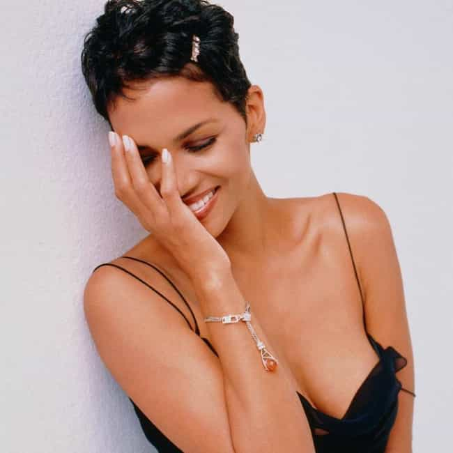 Halle Berry is listed (or ranked) 7 on the list The Hottest Models Who Went to College