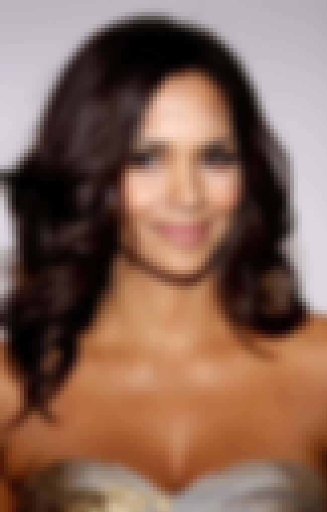 Halle Berry is listed (or ranked) 1 on the list Famous People Who Are Half-Black