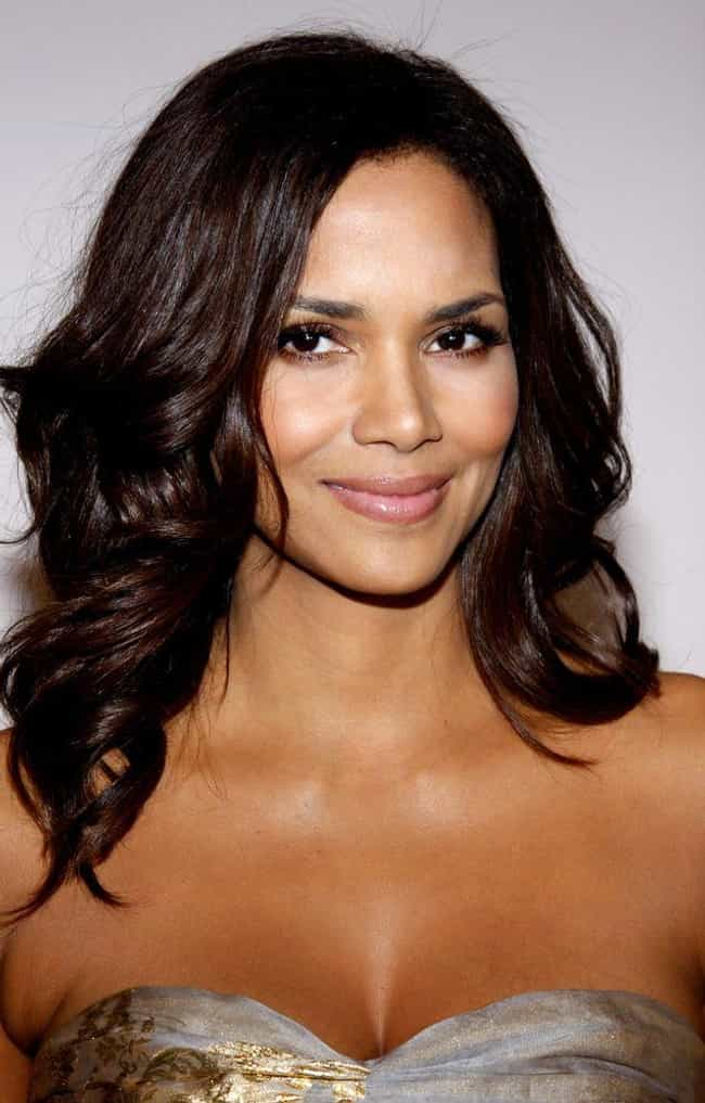 Halle Berry is listed (or ranked) 4 on the list Actors Who Somehow Looked Older in the 90s Than They Do Now