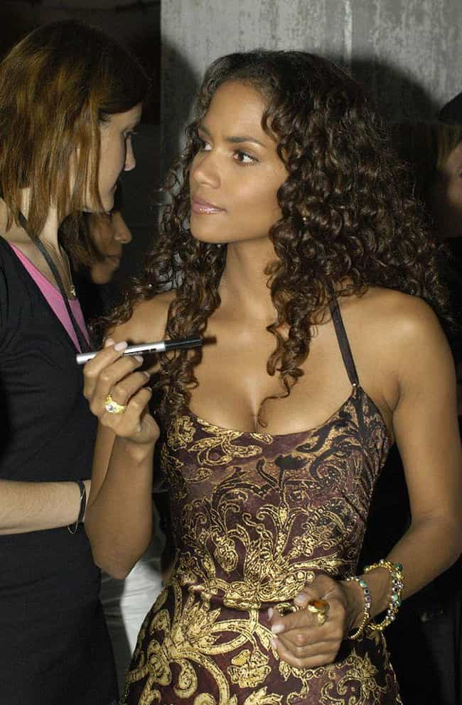 Halle Berry is listed (or ranked) 3 on the list Celeb Women Who Are Way Older Than You Think