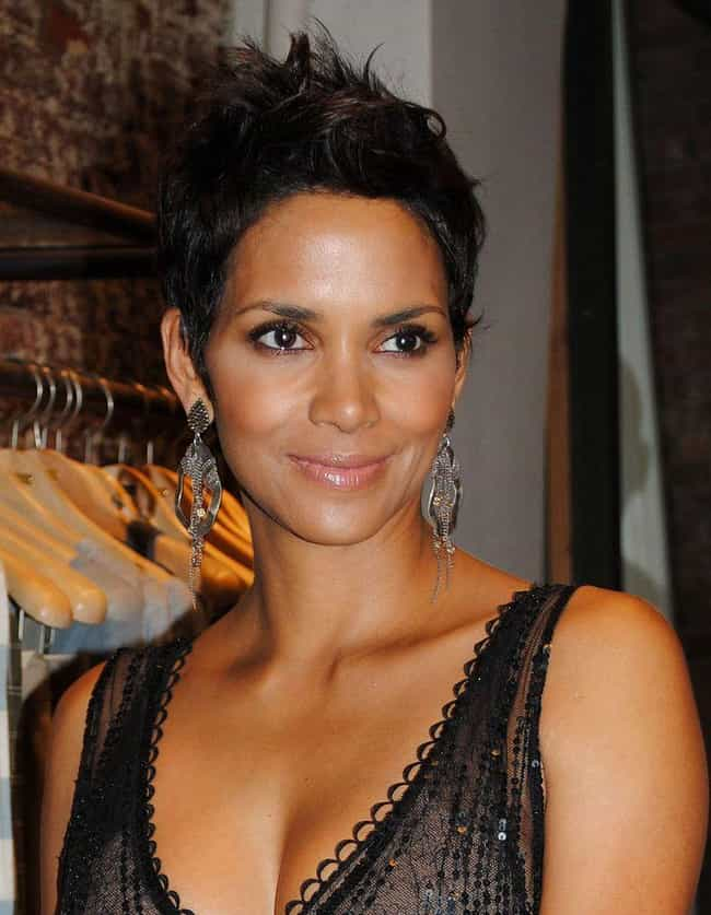 Halle Berry is listed (or ranked) 5 on the list 32 Famous People of German Descent