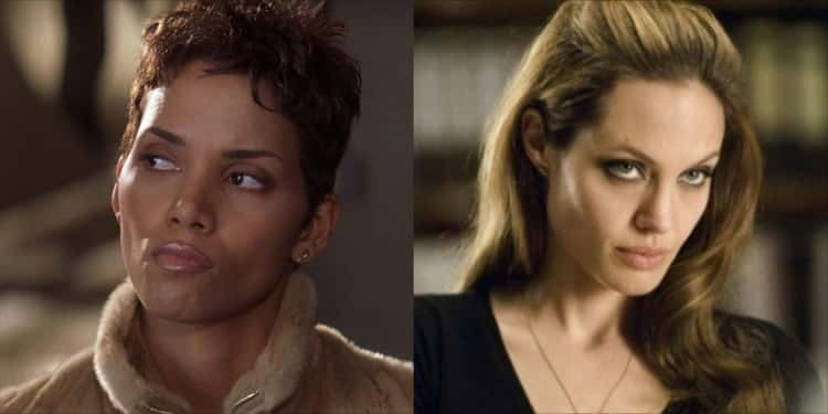 'Wanted' - Halle Berry Over Angelina Jolie