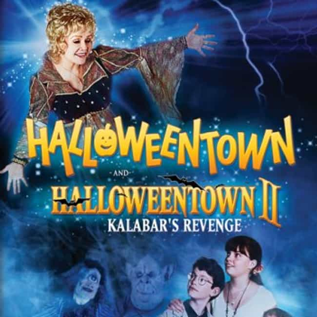 Halloweentown II: Kalabar's Re... is listed (or ranked) 3 on the list The Best Disney Channel Original Movies of All Time