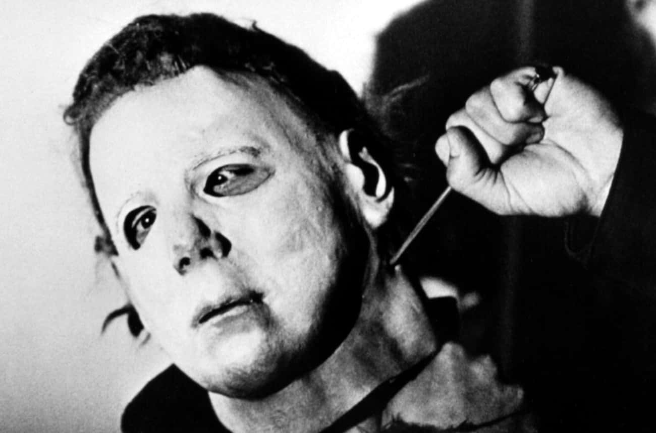 Michael Myers's Mask in 'Hallo is listed (or ranked) 4 on the list Behind the Scenes Stories of Famous Props