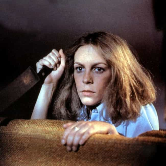 Halloween is listed (or ranked) 2 on the list 20 Most Essential Female-Led Horror Films