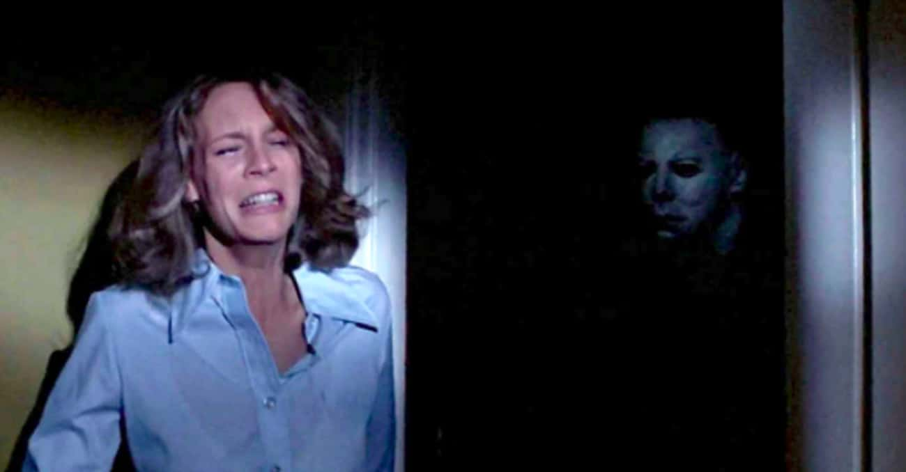 Michael Myers And Laurie Strode - 'Halloween'