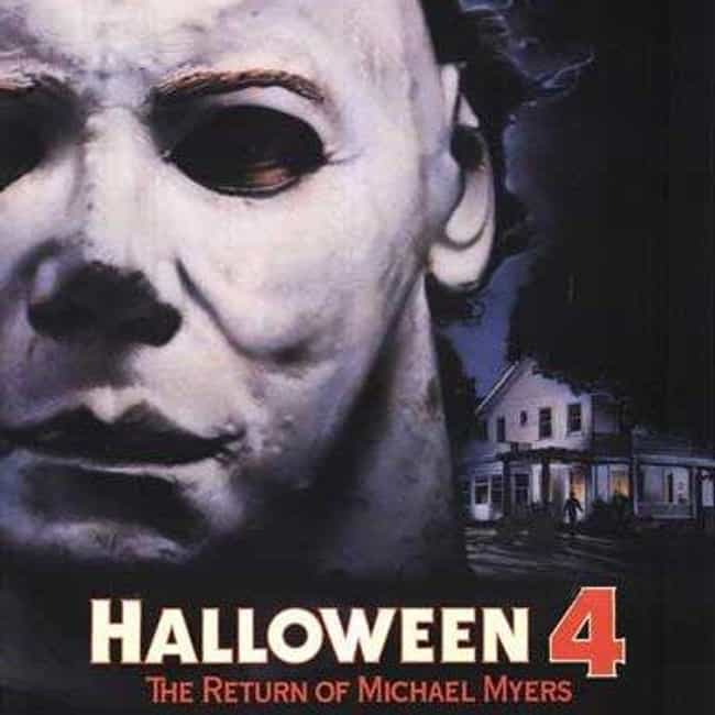 Halloween 4: The Return of Mic... is listed (or ranked) 3 on the list Every Movie in the Halloween Franchise, Ranked Best to Worst