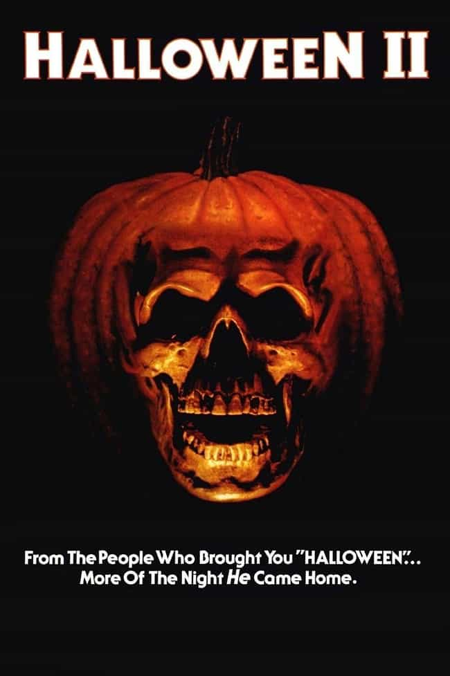 Halloween II is listed (or ranked) 2 on the list Every Movie in the Halloween Franchise, Ranked Best to Worst