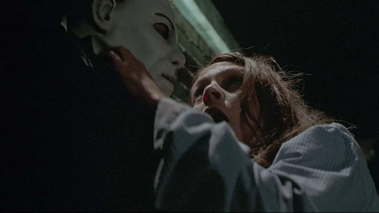 'Halloween: Resurrection' -Laurie Strode