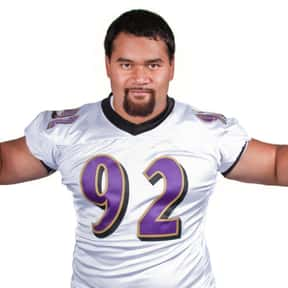 Haloti Ngata is listed (or ranked) 24 on the list The Greatest Defensive Tackles of All Time