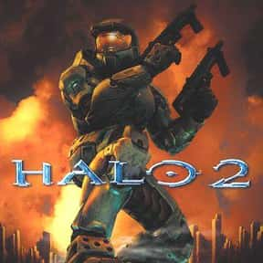 Halo 2 is listed (or ranked) 25 on the list The Best Games To Play Online