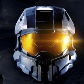Halo is listed (or ranked) 3 on the list Video Games All Basic Bros Love