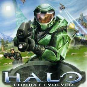 Halo: Combat Evolved is listed (or ranked) 12 on the list The 100+ Best Video Games of All Time, Ranked by Fans