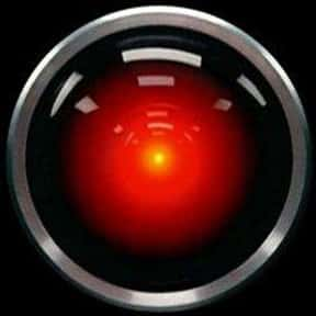 HAL 9000 is listed (or ranked) 13 on the list The Greatest Robots of All Time