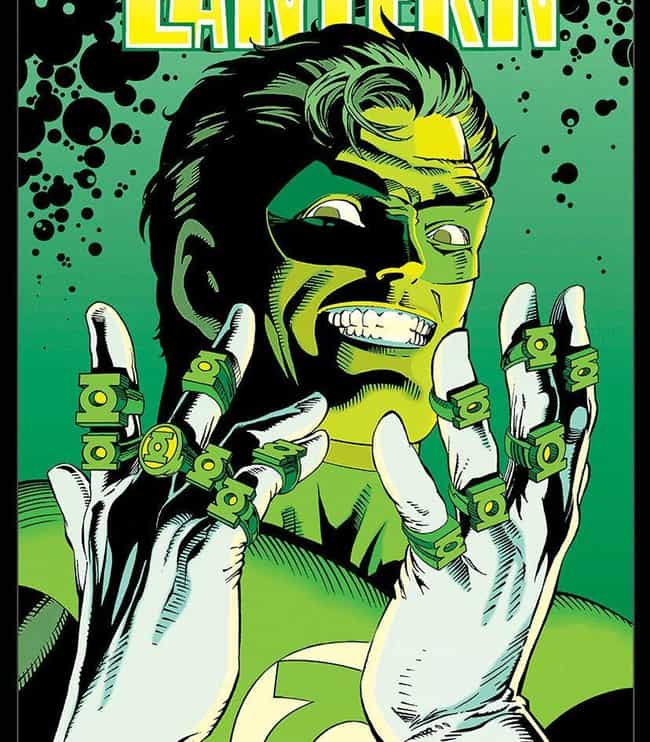 Hal Jordan is listed (or ranked) 4 on the list When Crimefighters Break Bad: Superheroes Who Became Supervillains