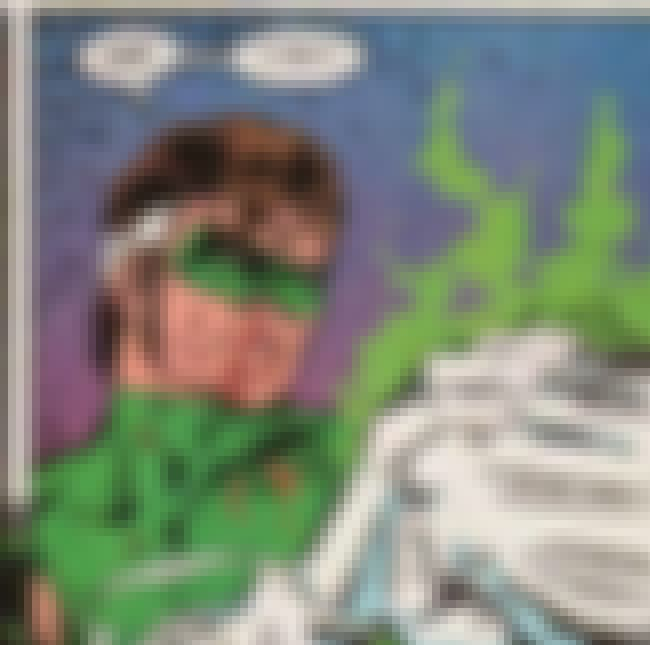 Hal Jordan is listed (or ranked) 4 on the list Times Superheroes Killed Their Friends
