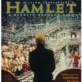 Hamlet is listed (or ranked) 15 on the list The Best Kate Winslet Movies