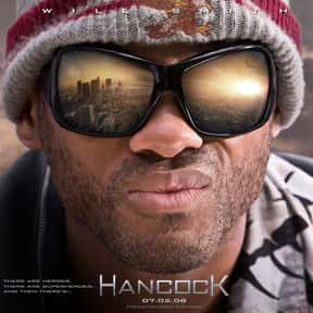 Hancock is listed (or ranked) 18 on the list The Best Memory Loss Movies