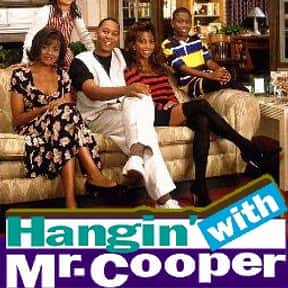 Hangin' with Mr. Cooper is listed (or ranked) 15 on the list The Greatest Black Sitcoms of the 1990s