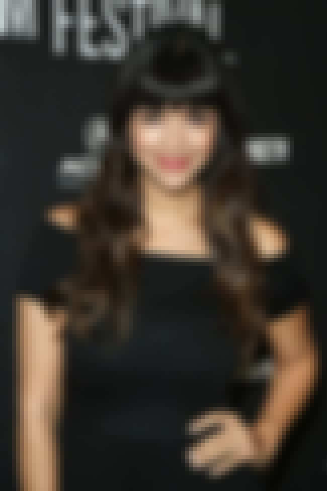 Hannah Simone is listed (or ranked) 3 on the list List of Famous VJs