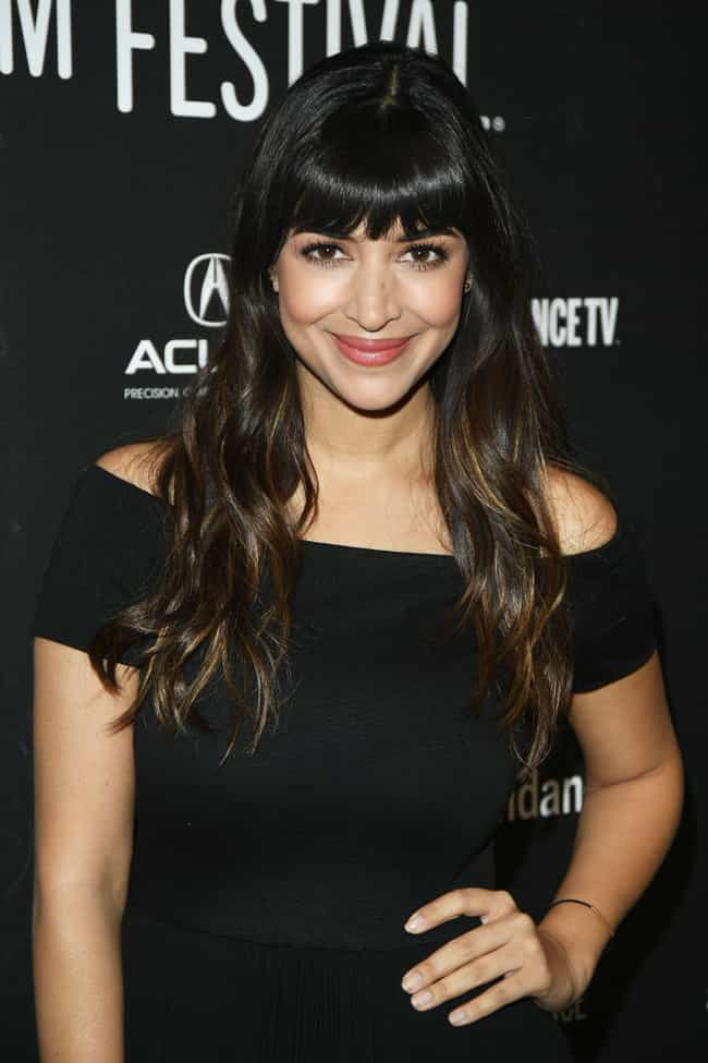 Hannah Simone is listed (or ranked) 3 on the list Famous Female VJs