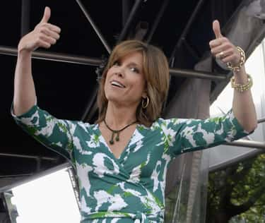 Hannah Storm is listed (or ranked) 1 on the list Famous Female Sportscasters