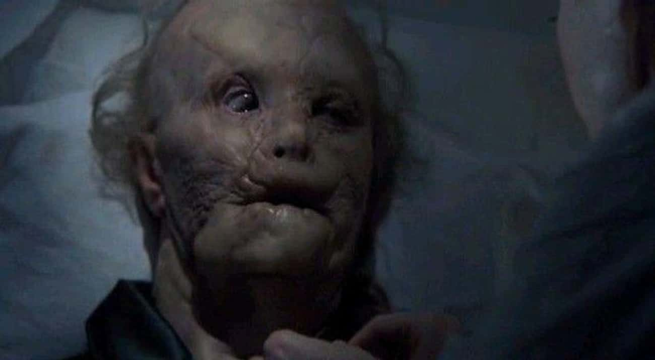 The Makeup Crew On 'Hannibal' Knew Oldman Would Be Especially Game For A Challenging Transformation