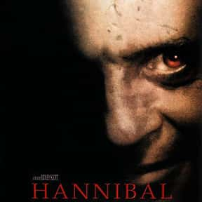 Hannibal is listed (or ranked) 10 on the list The Best Serial Killer Movies