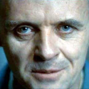Hannibal Lecter is listed (or ranked) 3 on the list The Greatest Movie Villains Of All Time