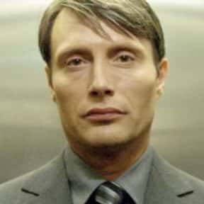 Hannibal Lecter is listed (or ranked) 2 on the list The Creepiest Characters in TV History