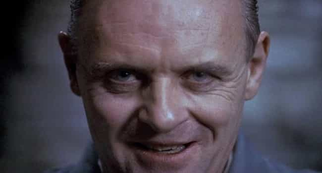 Hannibal Lecter is listed (or ranked) 1 on the list 17 Creepy Fictional Cannibals You'll Be Super Happy Aren't Real