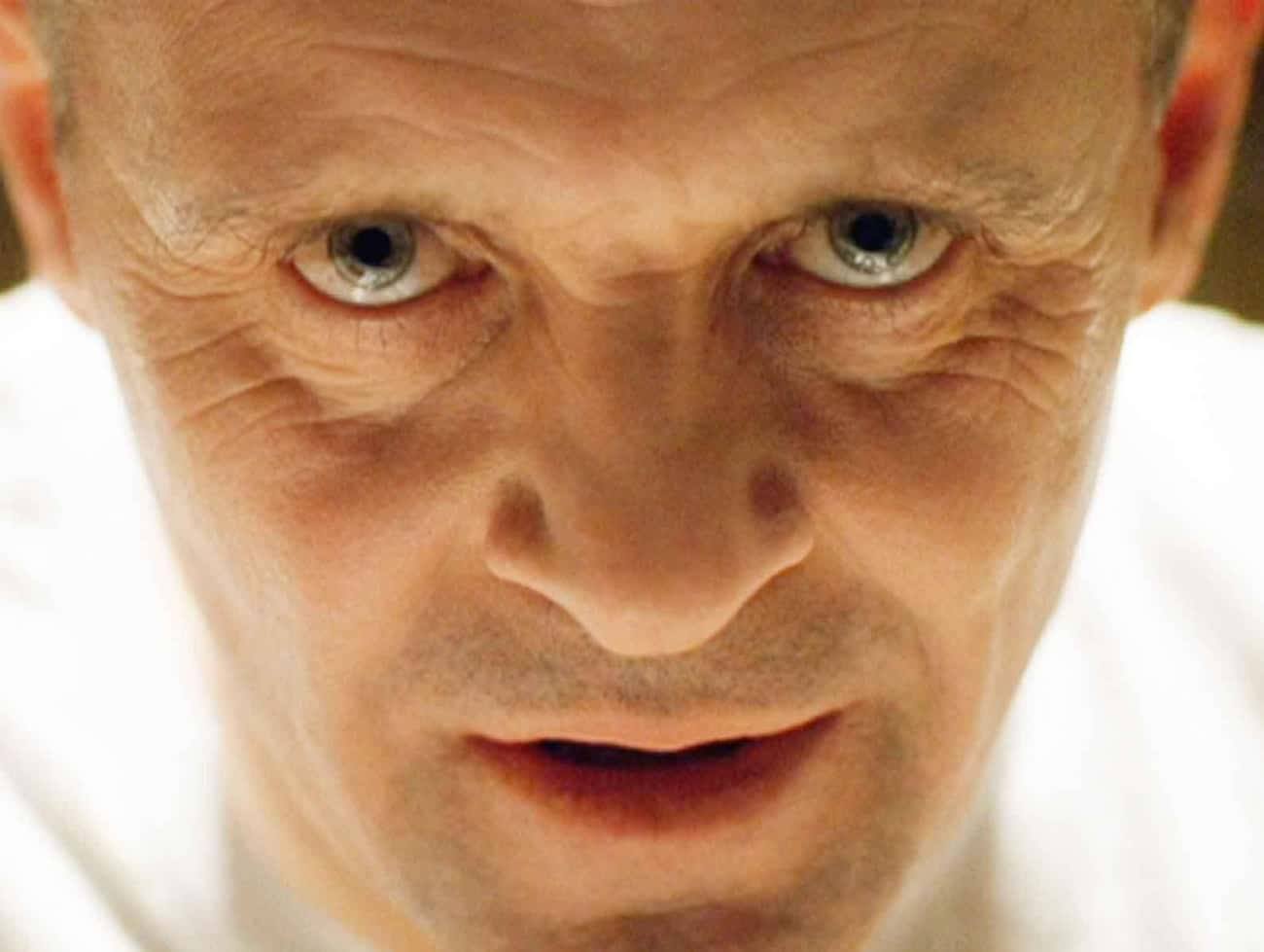 "Hannibal Lecter - ""They Don't Have a Name for What He Is."""