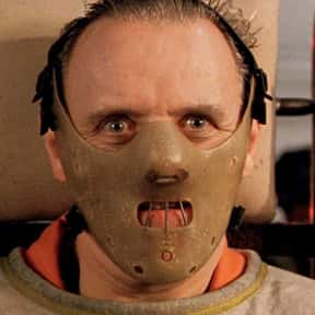 Hannibal Lecter is listed (or ranked) 2 on the list Who Are Your Favorite Bad Guy Main Characters?