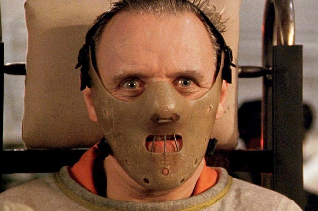 Hannibal Lecter is listed (or ranked) 1 on the list The Greatest '90s Horror Villains