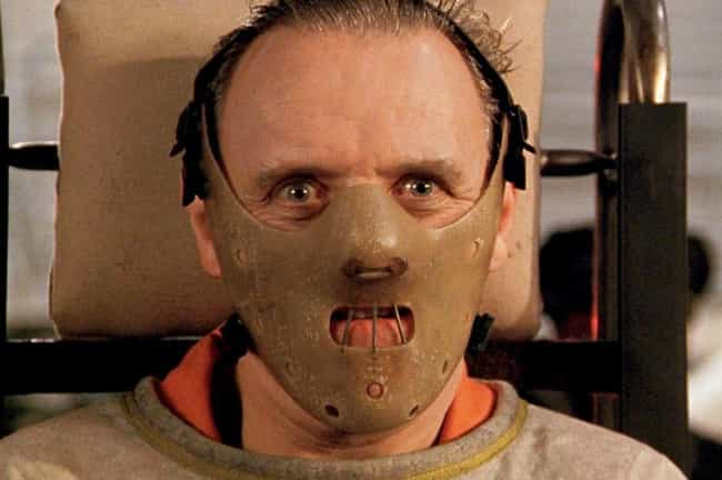 Hannibal Lecter is listed (or ranked) 2 on the list The Greatest '90s Horror Villains