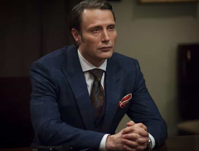 Hannibal Lecter is listed (or ranked) 1 on the list The Most Stylish Villains Of The 2010s