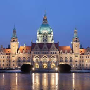 Hanover is listed (or ranked) 17 on the list List of World's Fair Locations and World Expo Host Cities