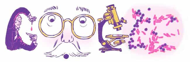 Hans Christian Gram is listed (or ranked) 1202 on the list Every Person Who Has Been Immortalized in a Google Doodle