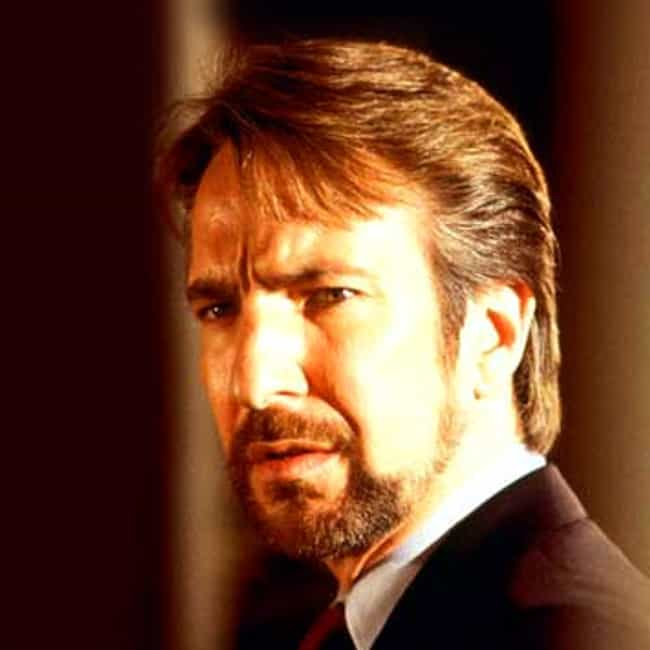 Hans Gruber is listed (or ranked) 1 on the list The Best First Roles by Your Favorite Actors