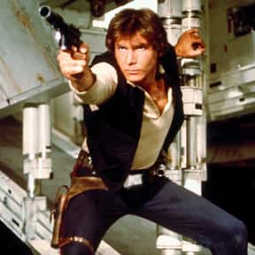 Han Solo is listed (or ranked) 9 on the list Which 'Star Wars' Character Is The Best Skateboarder?