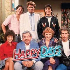 Happy Days is listed (or ranked) 17 on the list The Best Family-Friendly Musical TV Shows, Ranked