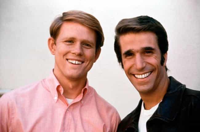 Happy Days is listed (or ranked) 8 on the list 15 TV Shows That Tried To Keep Going After Major Characters Took Off