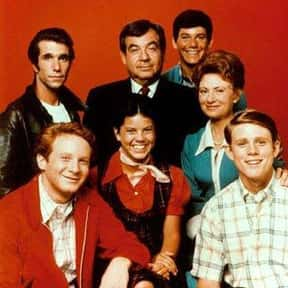 Happy Days is listed (or ranked) 4 on the list The Best Shows About Families