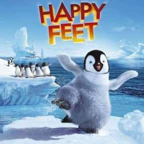 Happy Feet is listed (or ranked) 12 on the list The Best Ever Robin Williams Movies