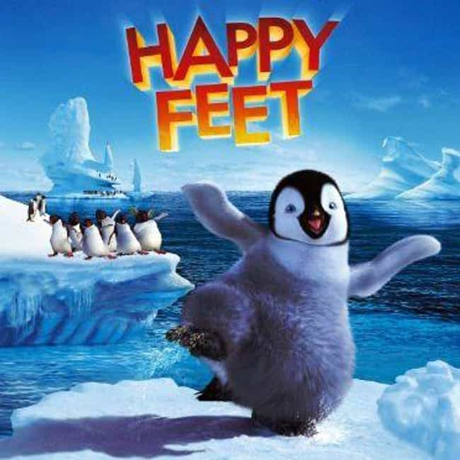 Happy Feet is listed (or ranked) 4 on the list What to Watch If You Love Minions